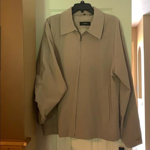 Alfani Other - Alfani ~ Mens lightweight jacket -BNWT!